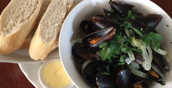 Mussels, Large Portion